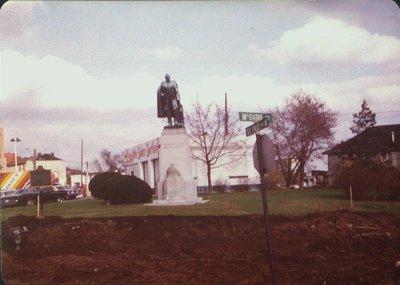 William Hamilton Merritt Memorial