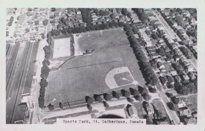 A Sports Park, St. Catharines