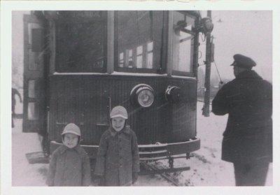 A St. Catharines Streetcar