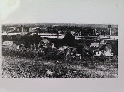 An Aerial View of Merritton