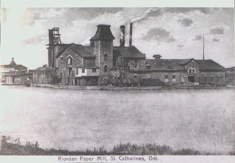 The Riordon Paper Mill