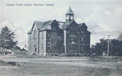 Central Public School, Merritton