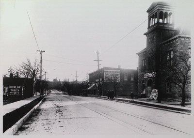 Merritt Street, Merritton