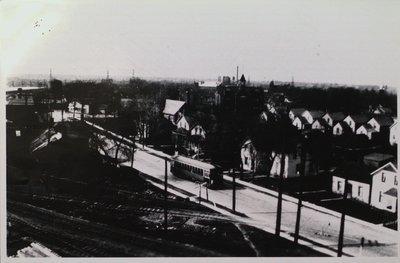 The Last Streetcar Run, Merritton