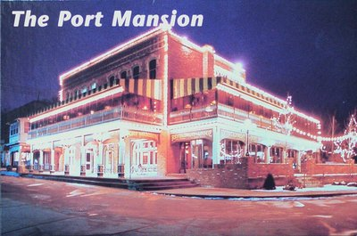 The Port Mansion