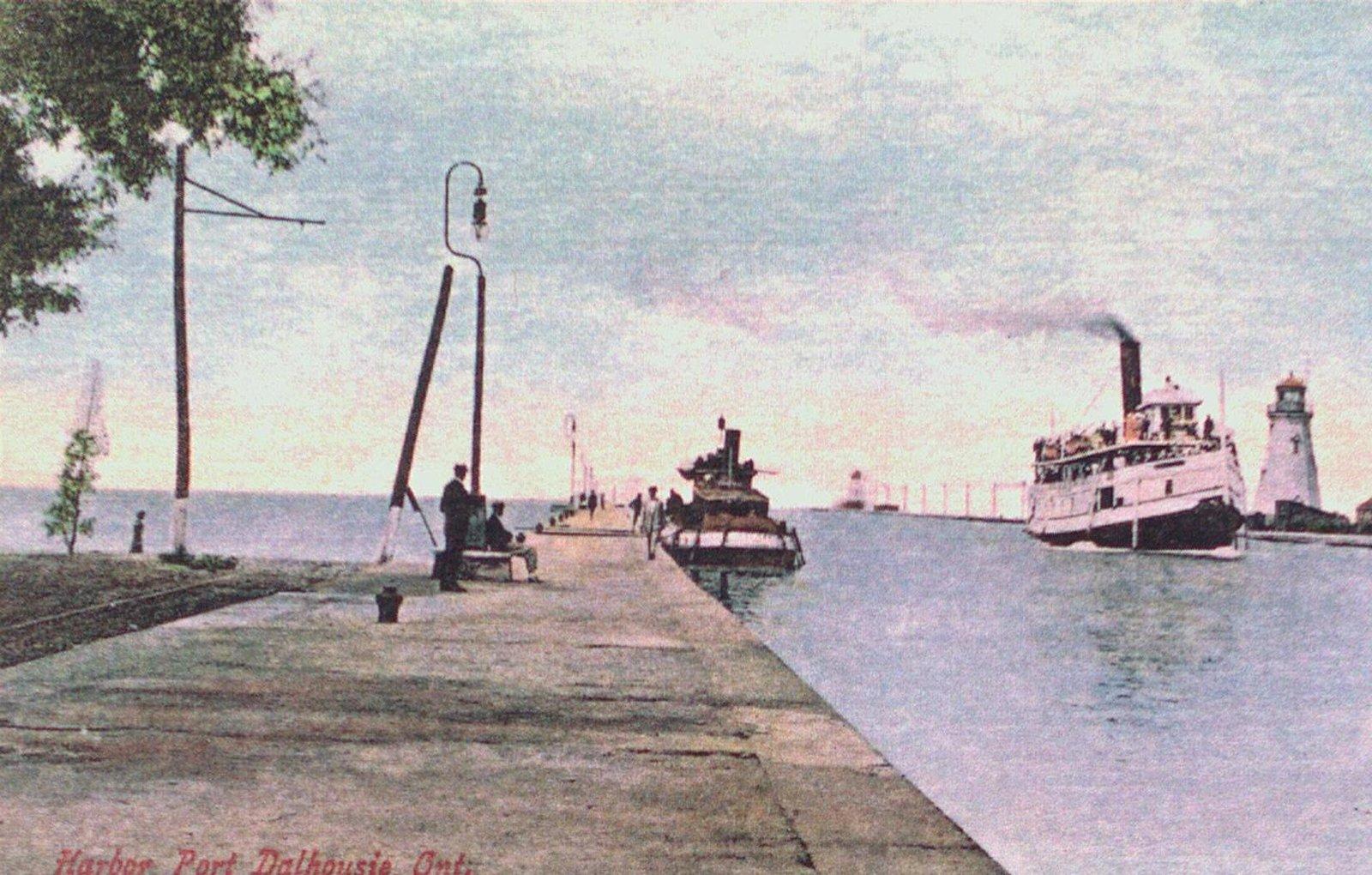 The Harbour at Port Dalhousie