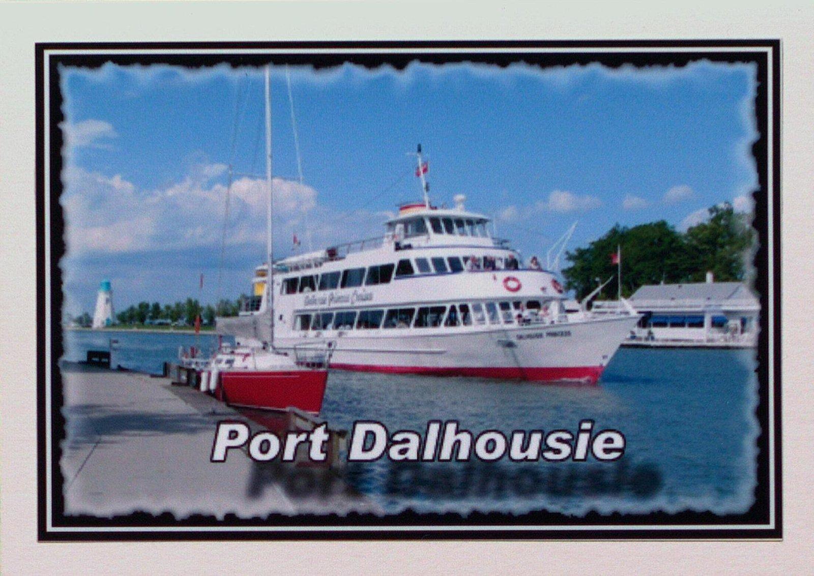 Port Dalhousie Harbour