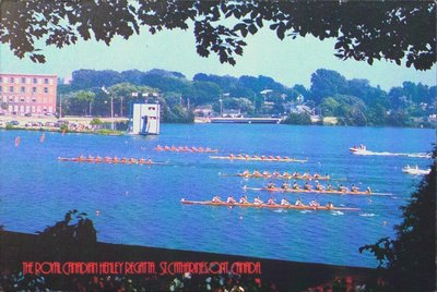 The Royal Canadian Henley Regatta