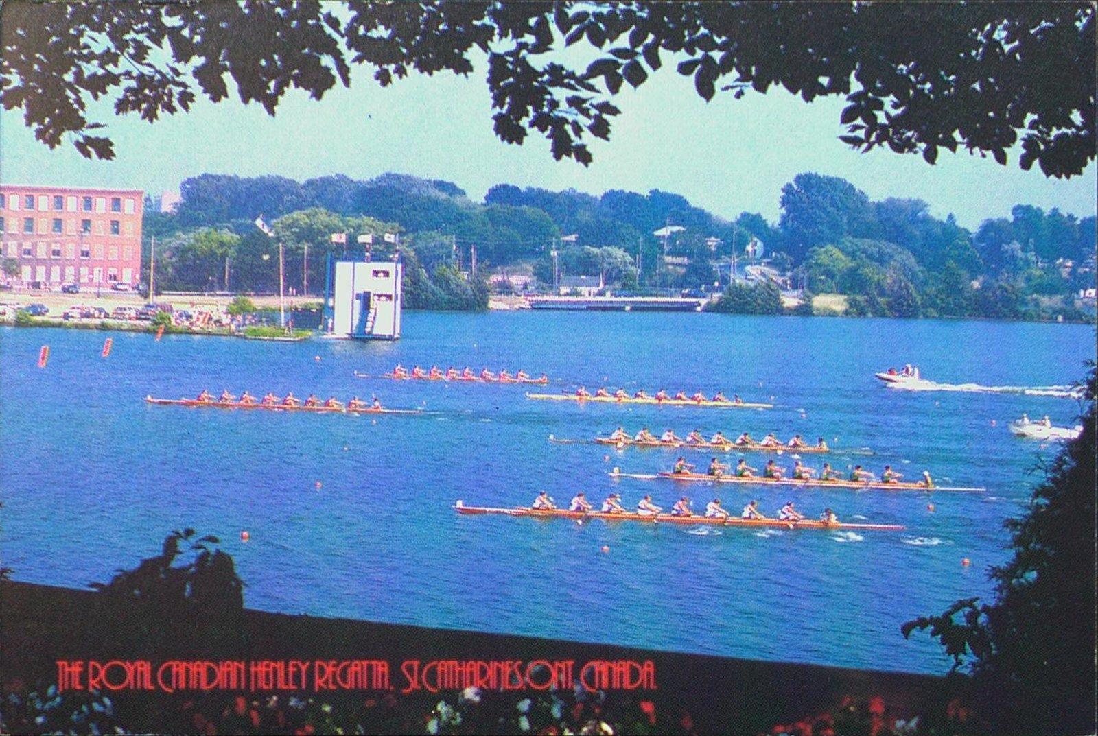 The Royal Canadian Henley Regatta