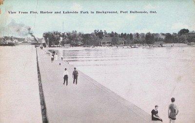 Lakeside Park & Pier