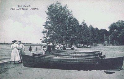 The Beach at Lakeside Park