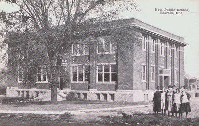 Public School, Thorold, Ont.