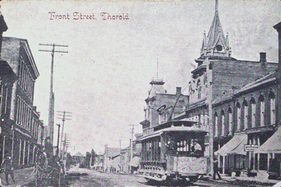 Front Street, Thorold