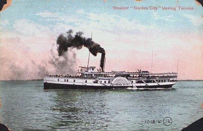 "The Steamer ""Garden City"""