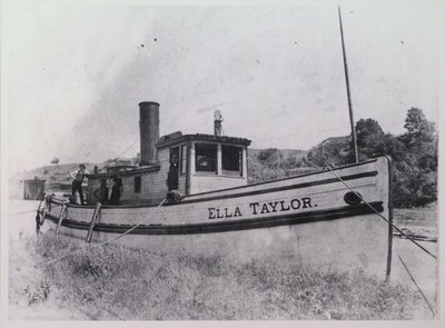 "The Tugboat ""Ella Taylor"""