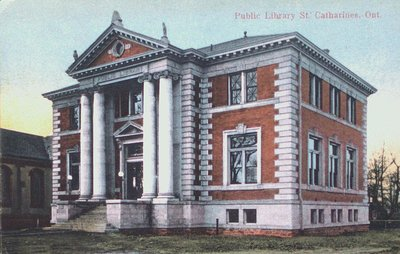 The Public (Carnegie) Library