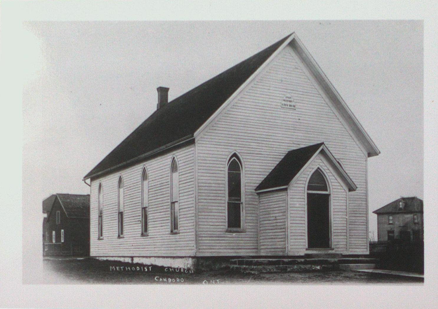 The Methodist Church, Canboro