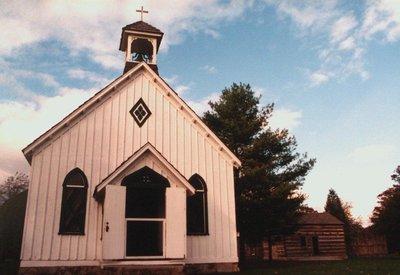 The Chapel, Ball's Falls