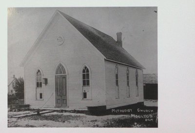 The Methodist Church, Moulton