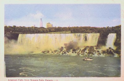 Niagara Falls-The American Falls