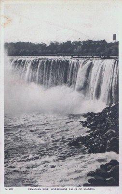 Niagara Falls-The Horseshoe Falls