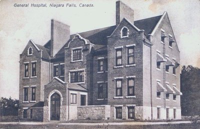 The General Hospital, Niagara Falls