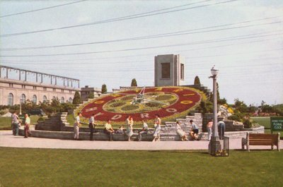 The Floral Clock, Niagara Falls
