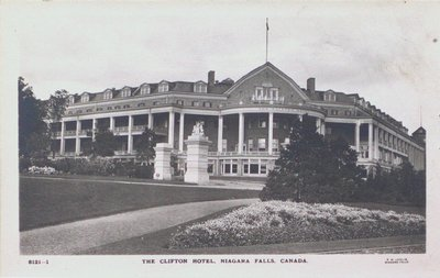 The Clifton Hotel, Niagara Falls (City)