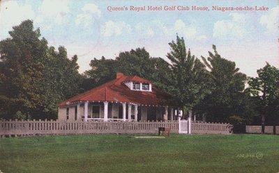 Queen's Royal Hotel Golf Club House, Niagara-on-the-Lake