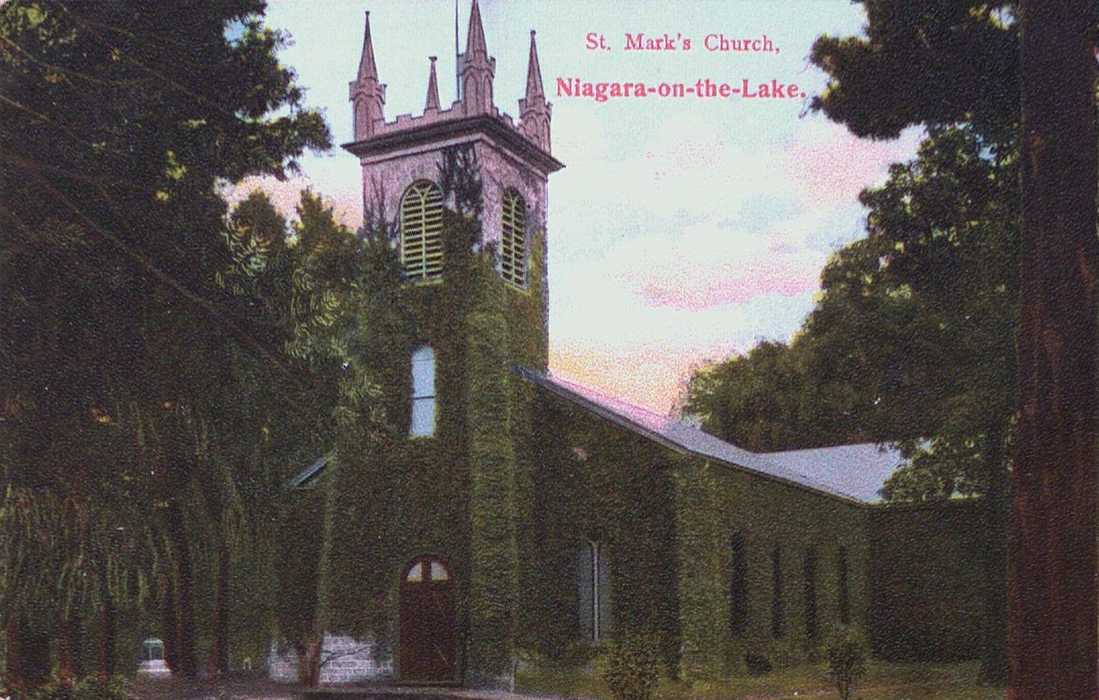 St. Mark's Church, Niagara-on-the-Lake