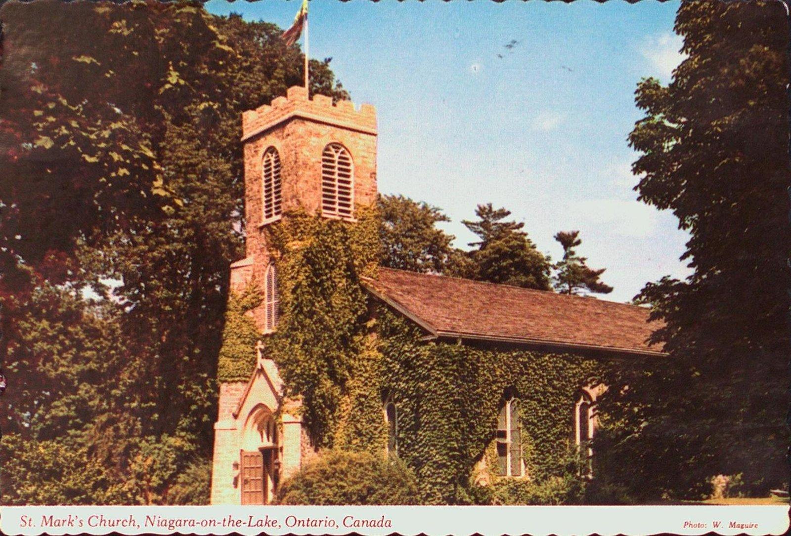 St. Mark's Church, Niagara-on-the-Lake
