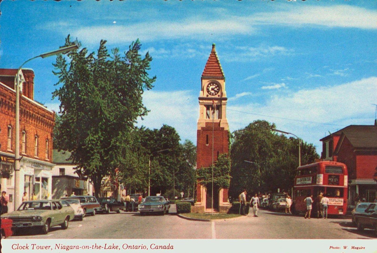 Clock Tower, Niagara-on-the-Lake