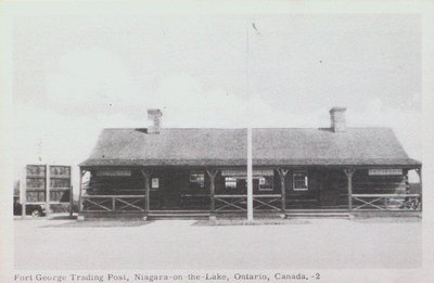 The Fort George Trading Post, Niagara-on-the-Lake