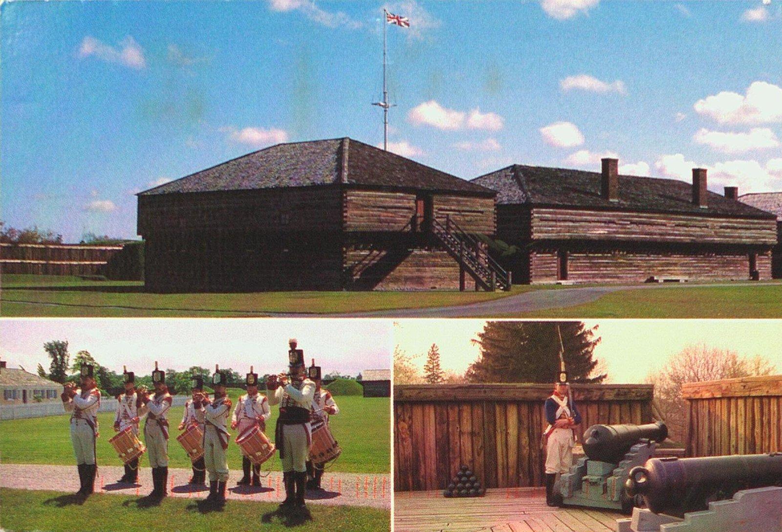 Fort George, Niagara-on-the-Lake