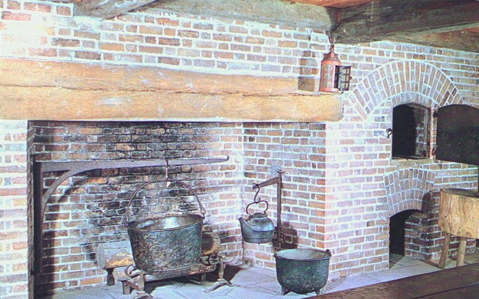 The Kitchen at Fort George, Niagara-on-the-Lake
