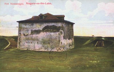 Fort Mississauga, Niagara-on-the-Lake