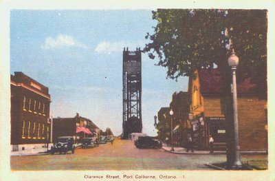 Clarence Street, Port Colborne