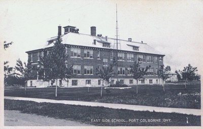 East Side School, Port Colborne