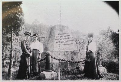 Brock Obelisk in Queenston