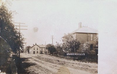 Marshville, Wainfleet