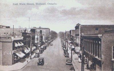 East Main Street, Welland