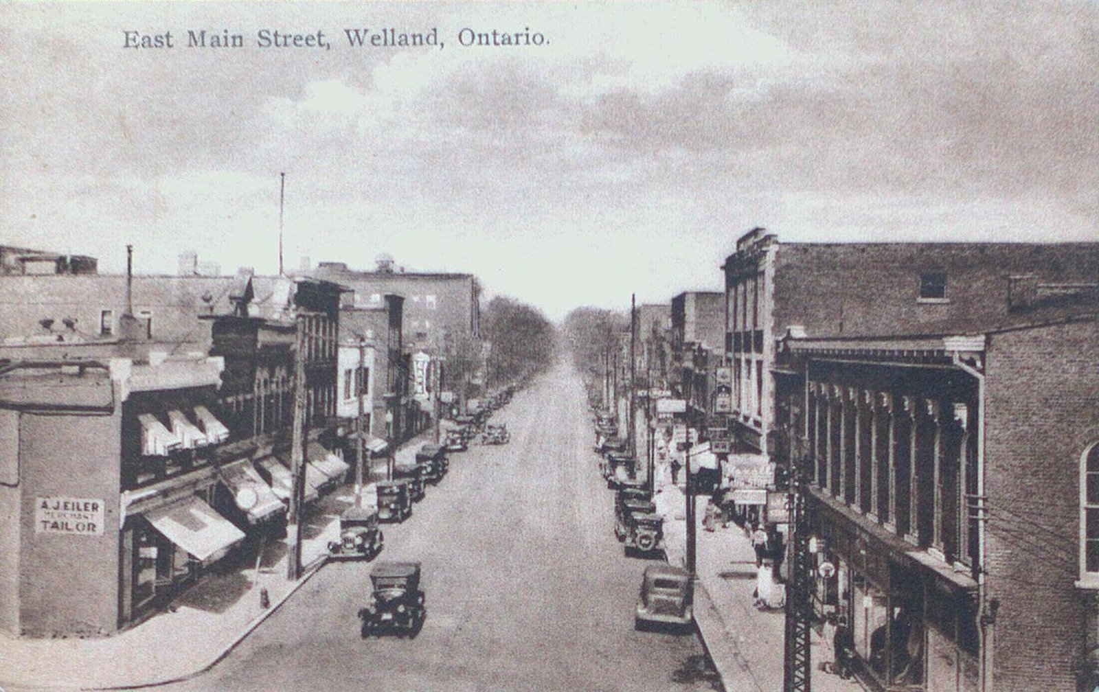 East Main Street, Welland