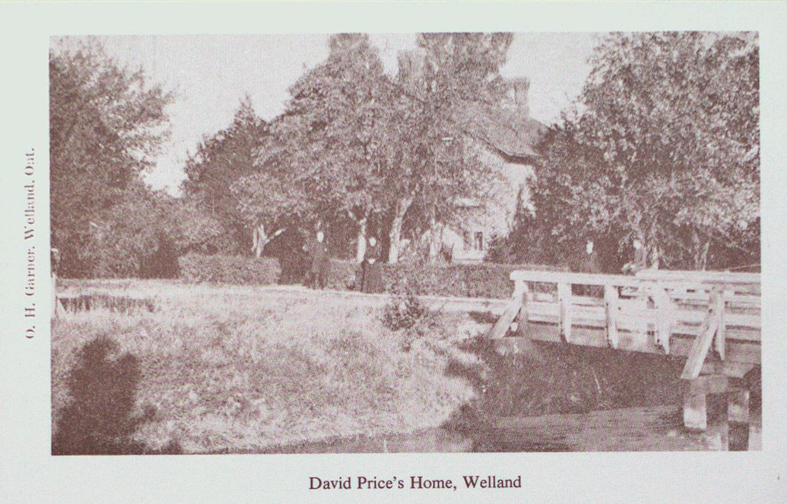 David Price's Home, Welland