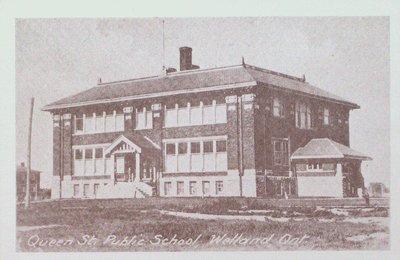 Queen Street Public School, Welland