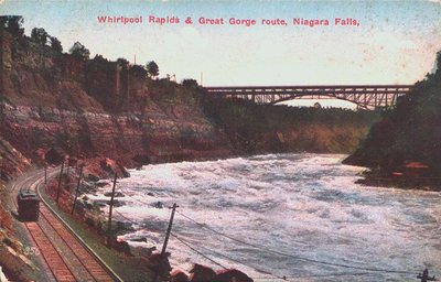 Whirlpool Rapids & Great Gorge Route, Niagara Falls