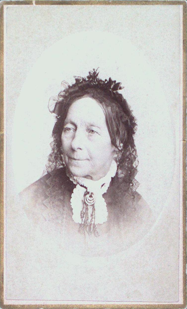 A Portrait of Mrs. Harriet Smith