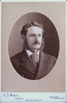 A portrait by G.F. Maitland, Photographer