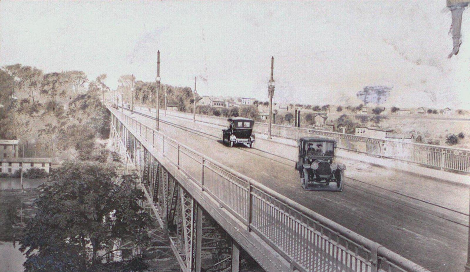 The Burgoyne Bridge