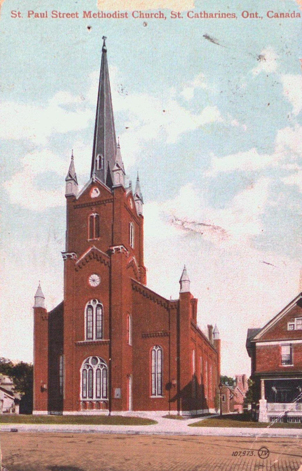 St. Paul Street Methodist Church