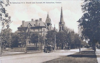 St. Catharines Roman Catholic Church & Convent
